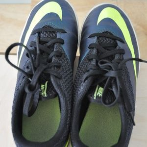 7d7c830a9b1 Nike Turf Cleats Jr MercurialX Pro Kids Boys Girls